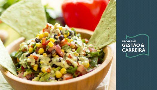 Curso de Cozinha Vegana e Saudável