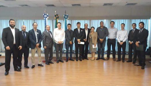 Presidente do SindRio participa de encontro com autoridades na Prefeitura