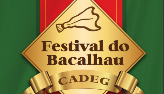 6ª EDIÇÃO DO FESTIVAL DE BACALHAU DO CADEG