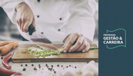 Curso de Cozinheiro Módulo I  – Inscreva-se!