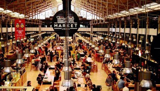 Praça Mauá terá mercado inspirado em ponto turístico de Portugal