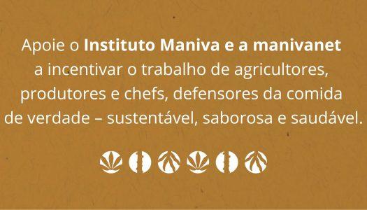Instituto Maniva lança campanha de financiamento coletivo para produtores familiares