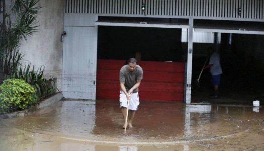 Presidente do Sindrio fala sobre o impacto das fortes chuvas do Rio
