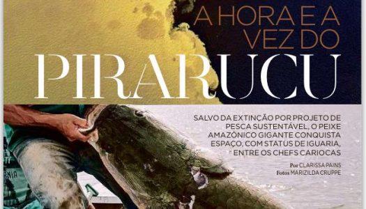 A hora e a vez do Pirarucu – Revista ELA