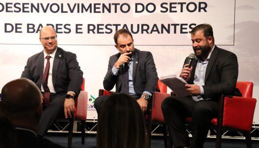 SINDRIO CELEBRA A REDUÇÃO DO ICMS COM PRESENÇA DE AUTORIDADES E REPRESENTANTES DO SETOR