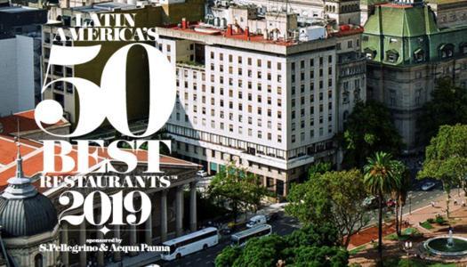 3 RESTAURANTES CARIOCAS FIGURAM NA LISTA DOS MELHORES DA AMÉRICA LATINA 2019