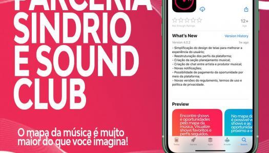 SOUNDCLUB – PLATAFORMA PARA CONTRATAÇÕES MUSICAIS