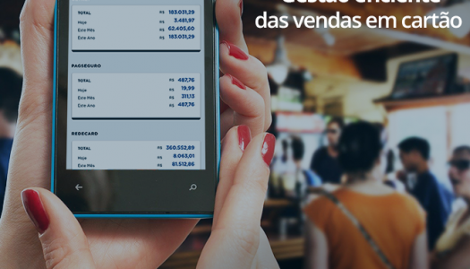 CONCIL CARD – GESTÃO DE VENDAS EM CARTÃO