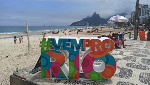 CAMPANHA DA RIOTUR INCENTIVA O TURISMO ATRAVÉS DAS REDES