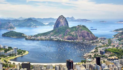 Novidades no Rio