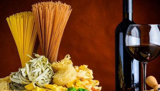 Curso Gratuito: Gastronomia e Vinhos Italianos